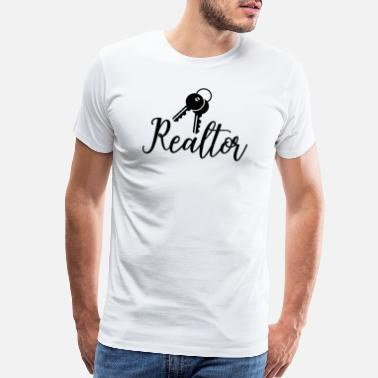 Property Realtor - Men's Premium T-Shirt