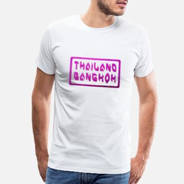 South East Asia Thailand Bangkok - Men's Premium T-Shirt