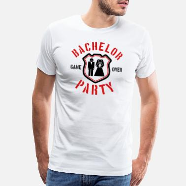 Bachelor bachelor party - Men's Premium T-Shirt
