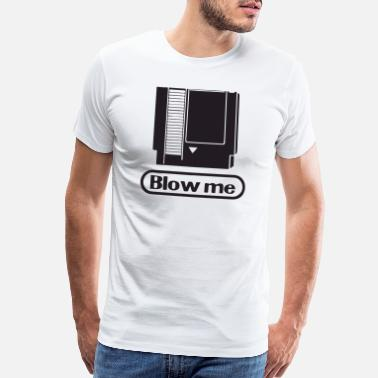 Blow Up blow up - Men's Premium T-Shirt