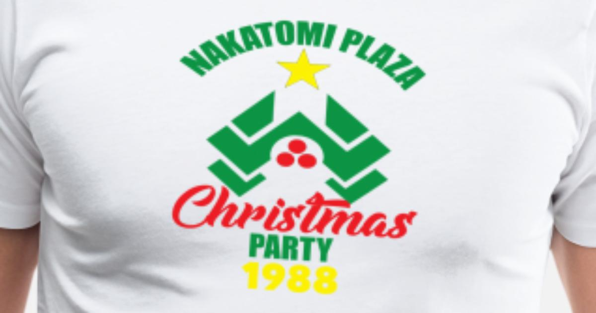 Nakatomi Plaza Christmas Party 1988 T Shirt by | Spreadshirt