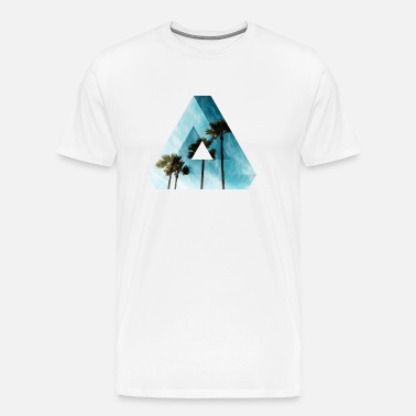 3a3907cd7ec Summer T-Shirt Design Men s Premium T-Shirt