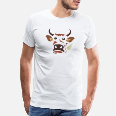 Betsy Cow Cow - Men's Premium T-Shirt