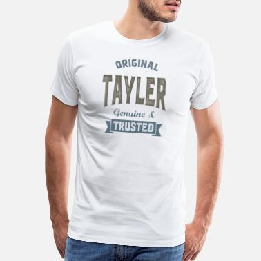 Borderline Is Your Name, Tayler? This shirt is for you! - Men's Premium T-Shirt