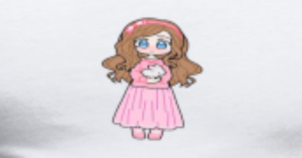 Cute Shy Anime Girl With Bunny Men S Premium T Shirt Spreadshirt
