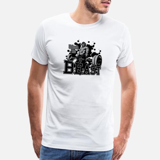 0fe695b0 UNLEASH THE BEAST Men's Premium T-Shirt | Spreadshirt