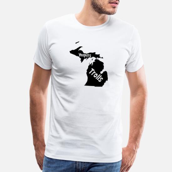 ladies Ex Store trolls cream friends T Shirts