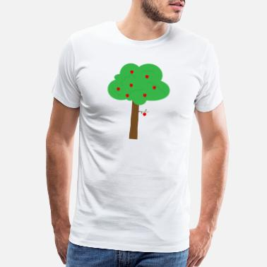 Apple Tree apple tree - Men's Premium T-Shirt
