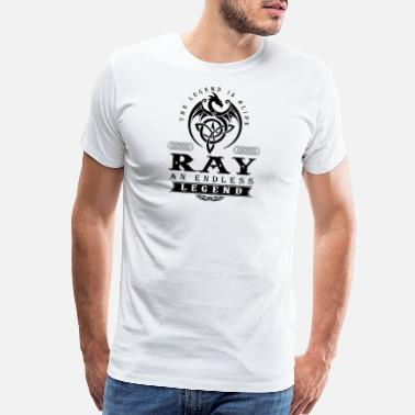 Ray Finkle RAY - Men's Premium T-Shirt