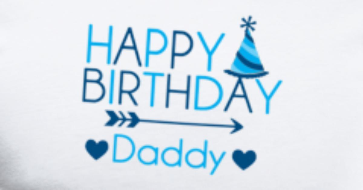 Happy Birthday Daddy Party Mens Premium T Shirt