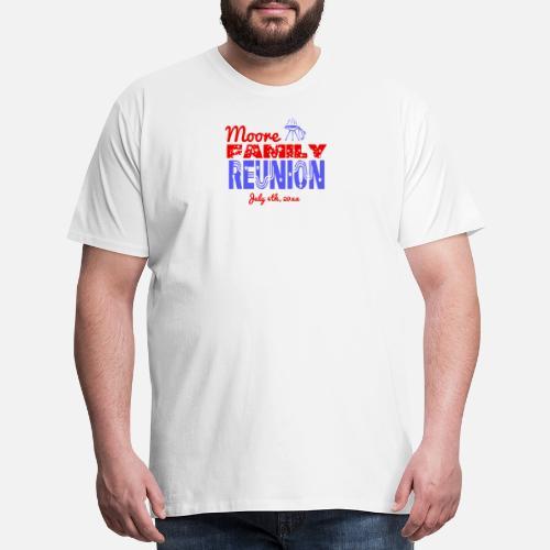 New Design Stars and Stripes Family Reunion Men s Premium T-Shirt ... c93542763283