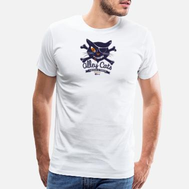 Alley Cat Alley Cats - Men's Premium T-Shirt