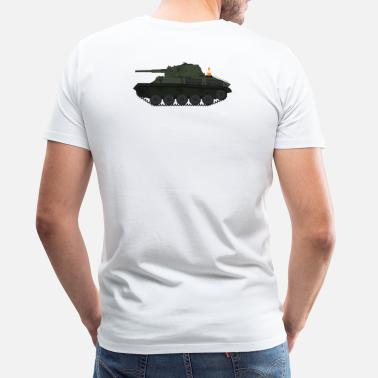 World Of Tanks Tank - Men's Premium T-Shirt