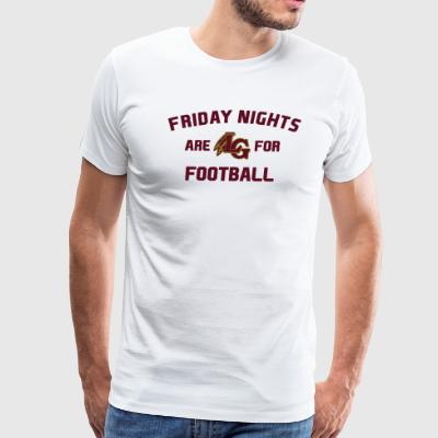 FRIDAY NIGHT Lake Gibson - Men's Premium T-Shirt