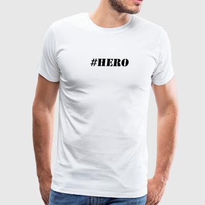 hero-neu - Men's Premium T-Shirt