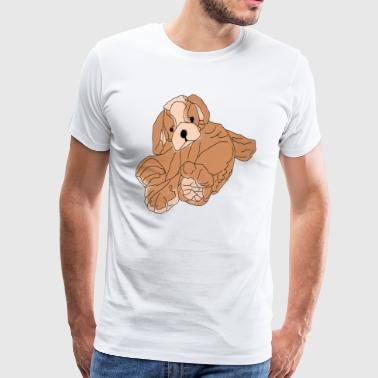 Soft Puppy - Men's Premium T-Shirt