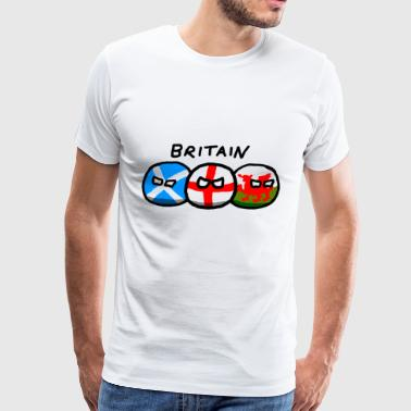 Britainballs - Men's Premium T-Shirt