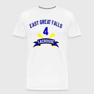 Stiffler East Great Falls Jersey - American Pie - Men's Premium T-Shirt