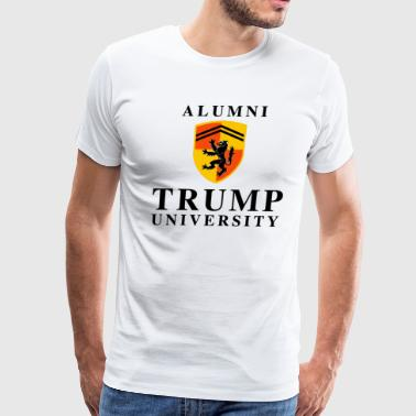 Trump University Alumni - Men's Premium T-Shirt