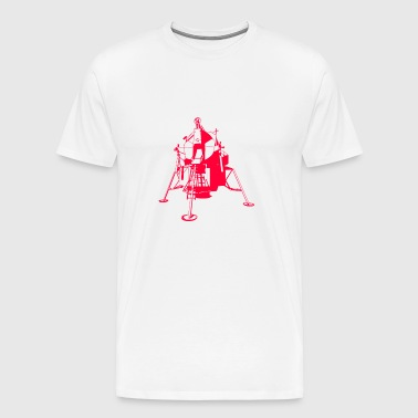 apollo red - Men's Premium T-Shirt