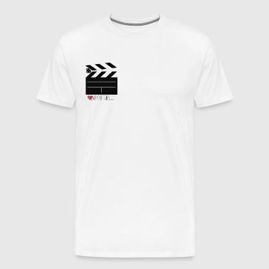 LOVE LIKE THIS - FILM - CINE - Men's Premium T-Shirt