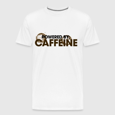 caffeine - Men's Premium T-Shirt