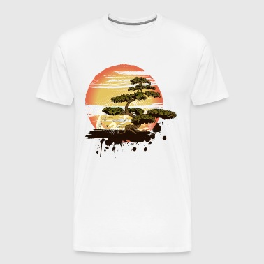 Bonsai Tree Karate Dojo - Men's Premium T-Shirt