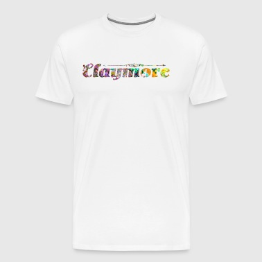 Claymore Attire [G1] - Men's Premium T-Shirt