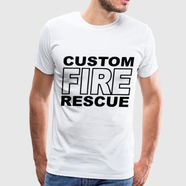 Shop firefighter duty t shirts online spreadshirt for Custom fire t shirts