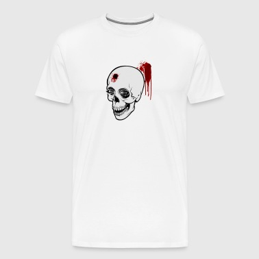 gunshot - Men's Premium T-Shirt