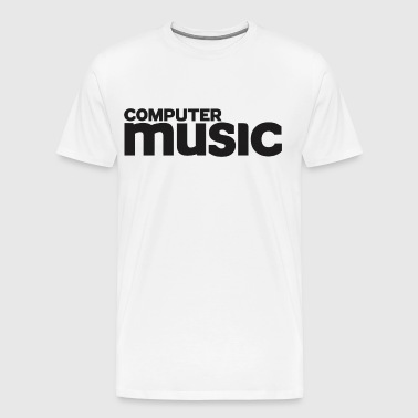 Limited Edition Computer Music tee's - Men's Premium T-Shirt