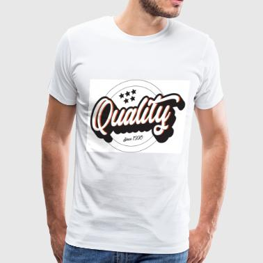 quality since 1990 - Men's Premium T-Shirt