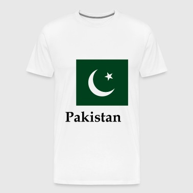 Pakistan Flag - Men's Premium T-Shirt