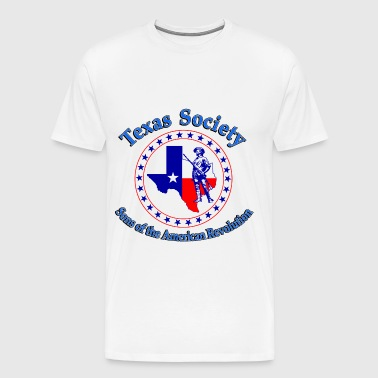 texas society SAR - Men's Premium T-Shirt