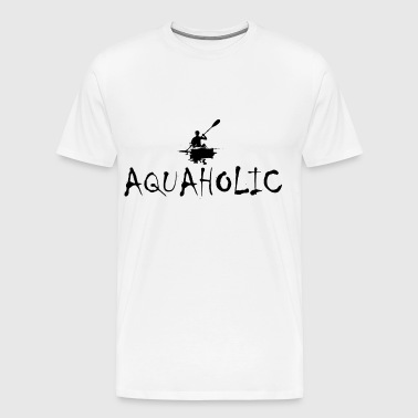 Camiseta motivo Aquaholic - Men's Premium T-Shirt
