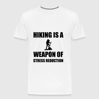 Weapon of Stress Reductio - Men's Premium T-Shirt