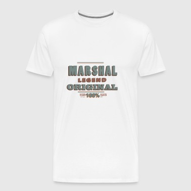 Marshal - Men's Premium T-Shirt