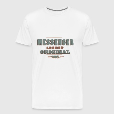 Messenger - Men's Premium T-Shirt