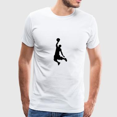USA Basketball NBA Player Motive Sports - Men's Premium T-Shirt