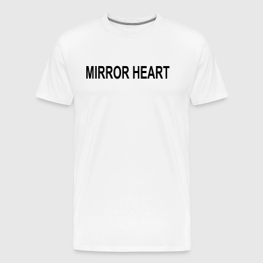 Mirror Heart - Men's Premium T-Shirt