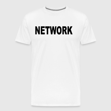 Network - Men's Premium T-Shirt