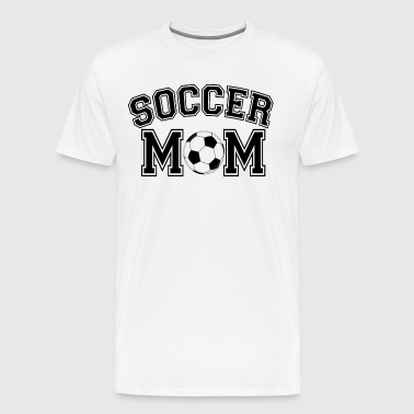 Soccer Mom - Men's Premium T-Shirt