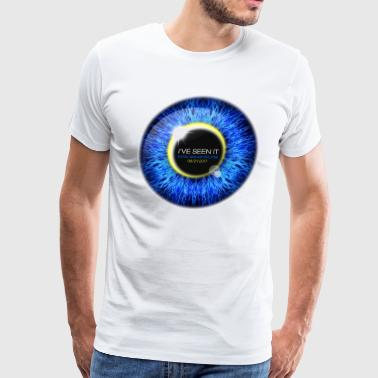I'VE SEEN IT - The Great American Eclipse - Men's Premium T-Shirt