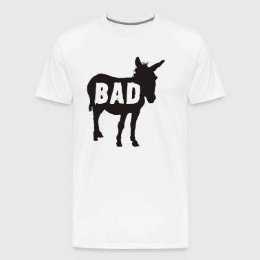 Bad Ass Donkey - Men's Premium T-Shirt