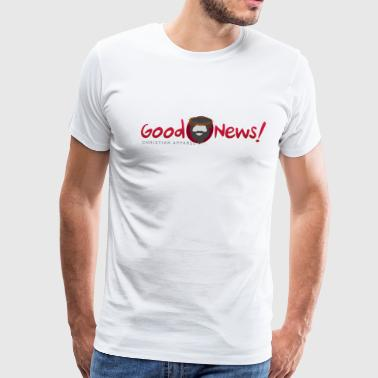 GoodNews Apparel - Men's Premium T-Shirt