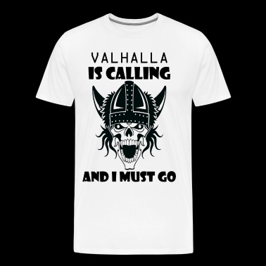 Viking T-shirts | Funny Viking T-Shirts - Men's Premium T-Shirt