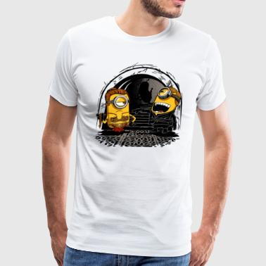 Despicable Twins Banana - Men's Premium T-Shirt