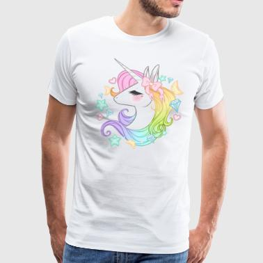 Unicorn Jems Gift High Quality Shirt - Men's Premium T-Shirt