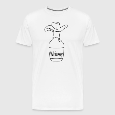 Whiskey - Men's Premium T-Shirt