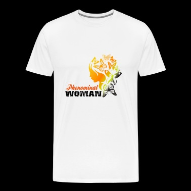 Woman Woman Woman - Men's Premium T-Shirt